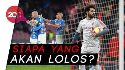 Duel Hidup Mati Liverpool Vs Napoli di Anfield