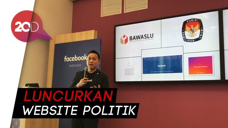 Partisipasi Facebook Jelang Pemilu di Indonesia