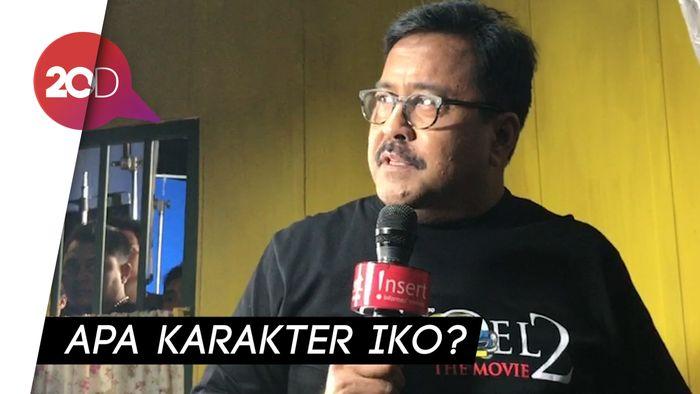 Rano Karno Bakal Gandeng Iko Uwais Main di Si Doel The Movie