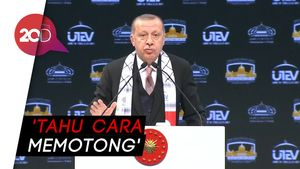 Erdogan Ungkap Isi Terbaru Rekaman Pembunuh Khashoggi