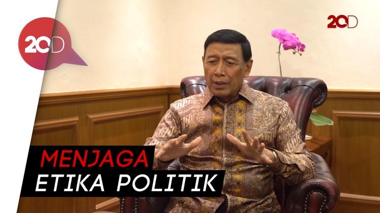 Wiranto: Jangan Jual Agama untuk Kepentingan Politik