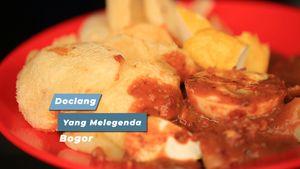 Doclang, Makanan Tradisional yang Melegenda, Bogor