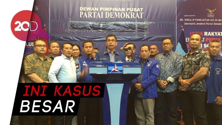 Bantahan Demokrat untuk Wiranto Terkait Perusakan Atribut Partai