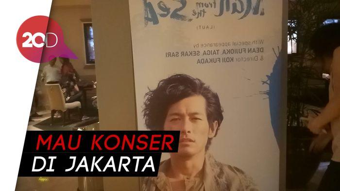 Dean Fujioka Jatuh Cinta dengan Kopi Aceh