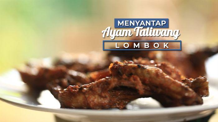 Nikmatnya Ayam Taliwang, Cakranegara Lombok