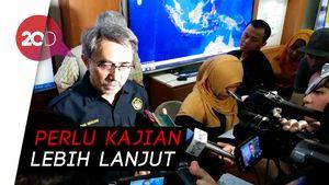 PVMBG Belum Pastikan Penyebab Tsunami Anyer-Lampung