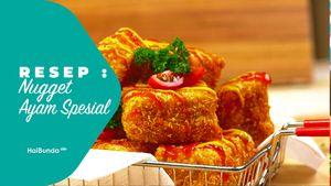 Resep Nugget Ayam Spesial