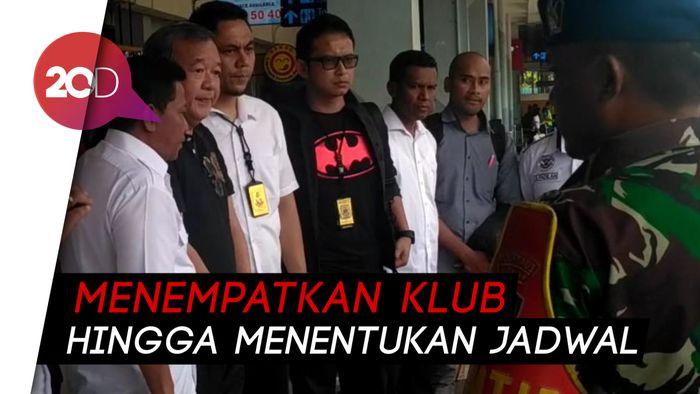 Peran Johar Lin Eng, Exco PSSI Si Mafia Pengatur Skor