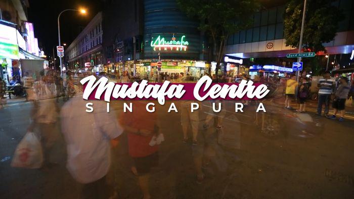 Berburu Buah Tangan Untuk Keluarga Tercinta di Mustafa Centre, Singapura
