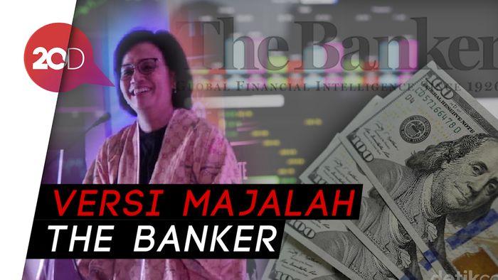 Lagi, Sri Mulyani jadi Menteri Keuangan Terbaik!