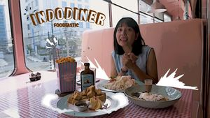 IndoDiner, Tempat Nongkrong yang Estetik ala Film Hollywood