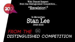 Wow! DC Comics Buat Tribut Komik untuk Stan Lee
