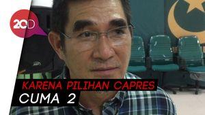 Soal Capres Dildo, Eks Ketua MK Khawatir Banyak yang Golput