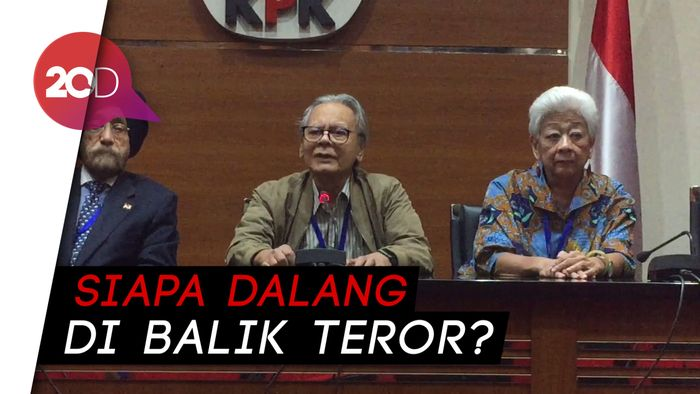 Didukung Eks Pimpinan, KPK Harap Pelaku Teror Terungkap