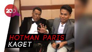 Robby Abbas Ungkap Jumlah Artis Prostitusi ke Hotman Paris
