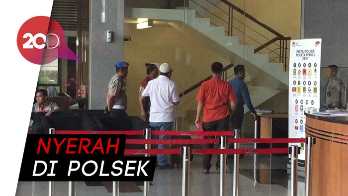 DPO Kasus Korupsi DPRD Sumut Diantar Ke KPK
