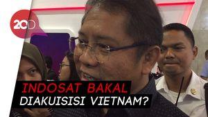 Menkominfo Enggan Komentari soal Indosat Ooredoo