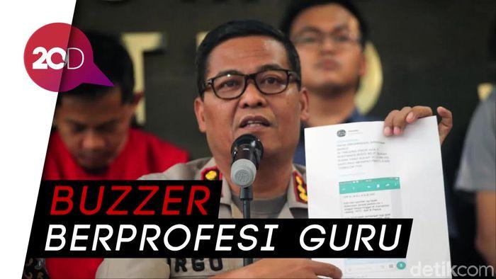 Hoax Surat Suara Tercoblos Disebarkan untuk Pendukung Prabowo