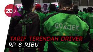 Ketika Driver Ojek Online Curhat Soal Tarif ke Jokowi