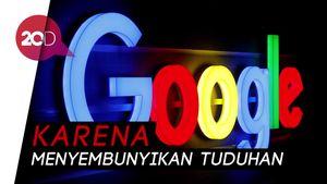 Wah! Bos Google Digugat Akibat Pelecehan Seksual Bos Android