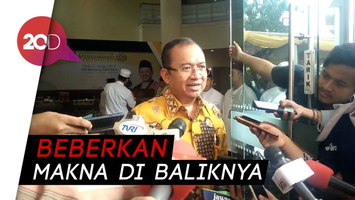 Jokowi Sindir Pencetus Indonesia Punah, Respons BPN?