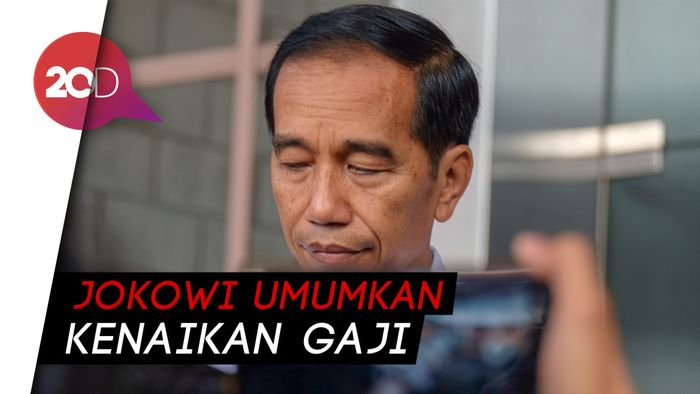 Akan Didemo Perangkat Desa, Jokowi: Gak Usahlah, Musim Hujan
