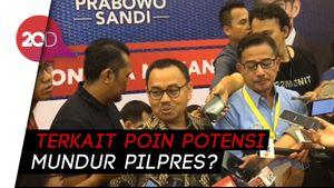 Menanti Kejutan Prabowo di Pidato Indonesia Menang
