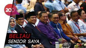 Prabowo Contoh SBY: Berhasil Mimpin Negara 10 Tahun