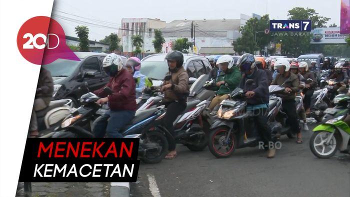 Bandung Lautan Motor, Pemkot Bandung Kaji Aturan Ganjil-Genap