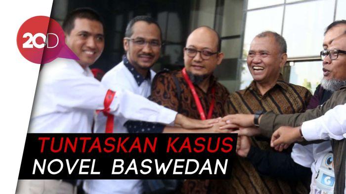 Samad: Kasus Novel Tak Terungkap, Teror Bisa Timpa Pimpinan KPK Lain
