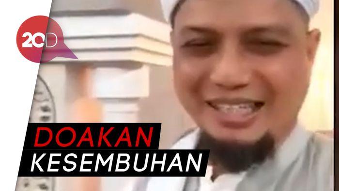 Aw! Sapaan Mesra Ustaz Arifin Ilham untuk Ketiga Istrinya