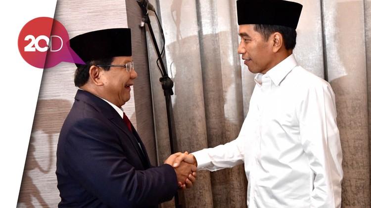 Perang Janji Prabowo dan Maruf untuk Menekan Radikalisme