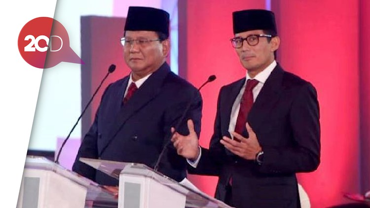 Prabowo Jawab Inkonsistensi Gender di Bidang Birokrasi