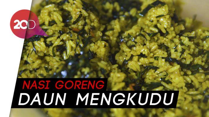 Kuliner Betawi yang Kaya Khasiat: Nasi Goreng Daun Mengkudu