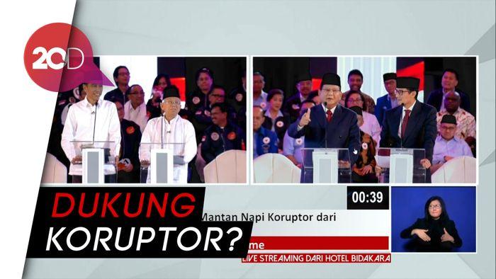 Soal Caleg Eks Koruptor Gerindra, TKN: Prabowo Mengamini Korupsi