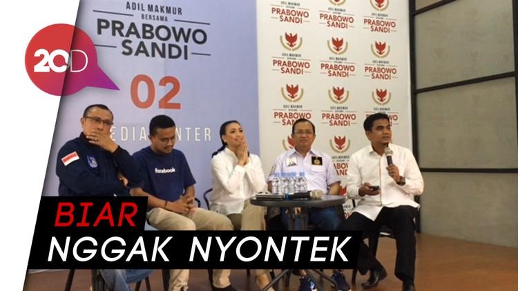 BPN Prabowo-Sandi Usul Debat Model Tarung Bebas