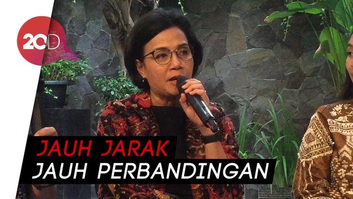 Prabowo Samakan Indonesia dengan Haiti, Sri Mulyani: Adoh Banget!