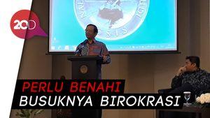 Mahfud Md Kritisi Jokowi-Prabowo Hampa Strategi Lawan Korupsi
