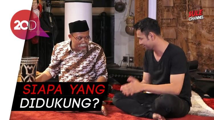 Saat Raffi Ahmad Ditanya Soal Pilihan Calon Presidennya