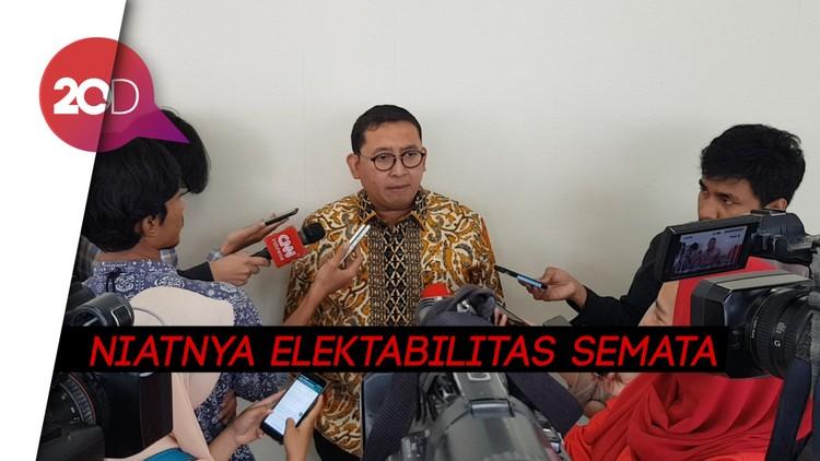 Fadli Zon: Kasus Baasyir Lebih Heboh dari Hoax Ratna Sarumpaet