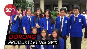 Go-Jek Rambah SMK, Kini Makan Hanya Pakai Go-Pay