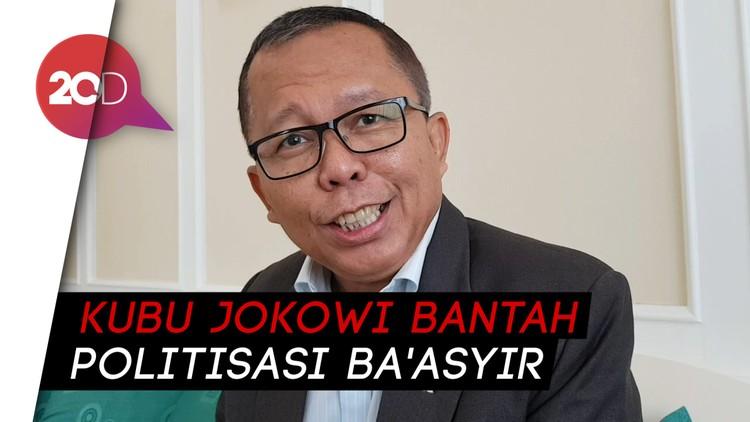 Kubu Jokowi: Ada Tikus Mati Juga Dimaknai Politis oleh Kubu 02