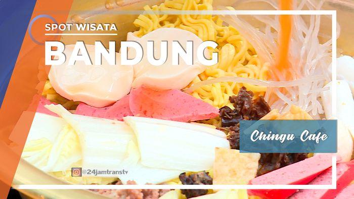Chingu Cafe, Kuliner Korea di Bandung