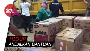 Pengungsi akibat Tsunami Selat Sunda Butuh Bantuan