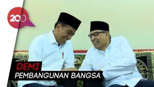 Temui Quraish Shihab, Jokowi Bahas Islam Moderat