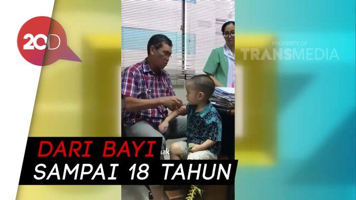 Moms! Jangan Lewatkan Imunisasi untuk Kesehatan Anak