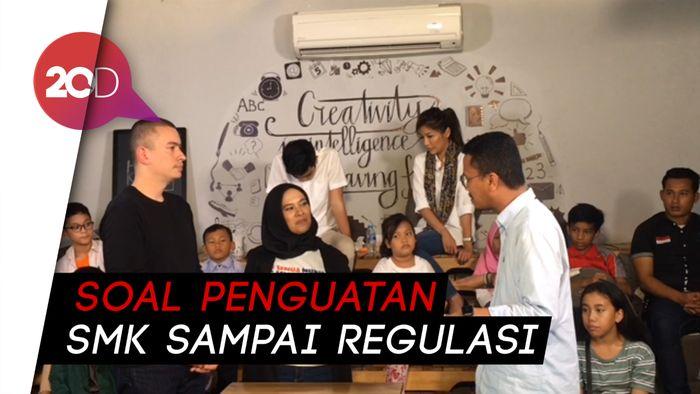 Politisi Muda PSI Vs PAN Adu Gagasan soal Pendidikan Indonesia