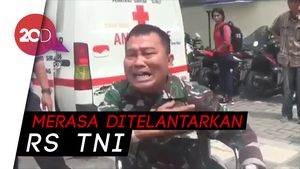 Heboh! Oknum TNI Marah-marah Hingga Minta Tolong Jokowi