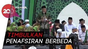 Ceramah Said Aqil soal 'Imam Masjid, Khatib, KUA Harus dari NU'