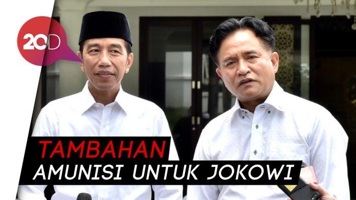 Makin Gemuk, Koalisi Jokowi-Maruf Resmi Disokong PBB
